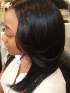 THE FLATTEST, MOST NATURAL LOOKING SEWN-IN WEAVES ON CL!! (NE PHILA)
