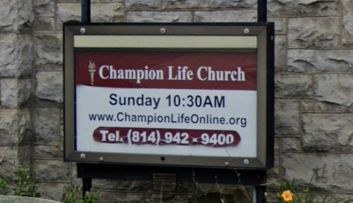 Champion Life Church invites you